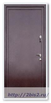 металлическая дверь для дачи в чехове