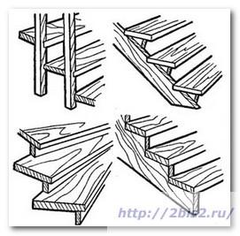 Лестница-на-даче-6