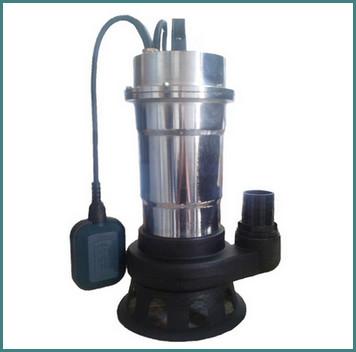 Фекальные насосы для откачки канализации, цены, советы, обзор-1