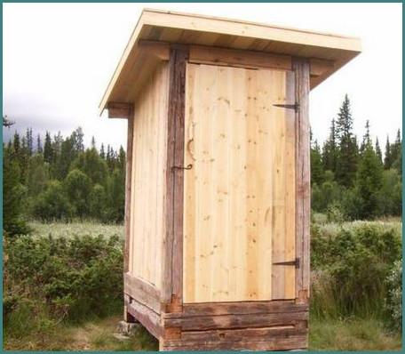 Как построить туалет на даче своими руками поэтапно, обзор