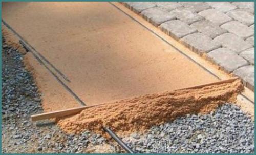Укладка тротуарной плитки своими руками, пошаговая инструкция, обзор
