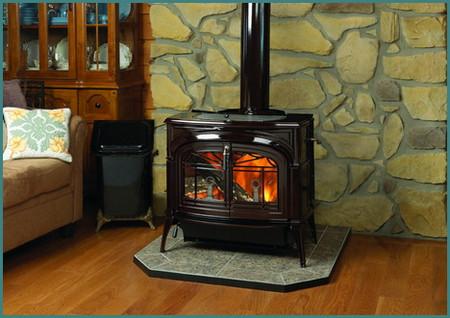 Печь-камин для дачи длительного горения, рейтинг, обзор