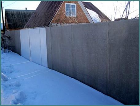 Самый дешевый забор своими руками фото фото 539