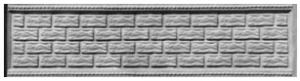 Панель бетонная