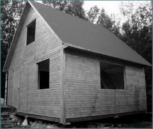 Анализ проектов дачных каркасных домов 6х6, анализ