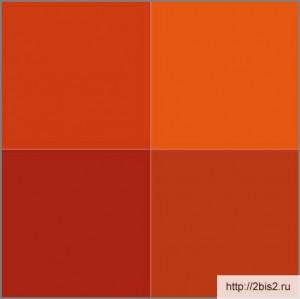 Терракотовый цвет – фото